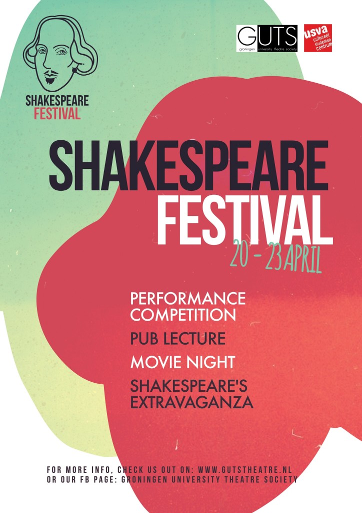 [April 22] Shakespeare Festival Movie Marathon
