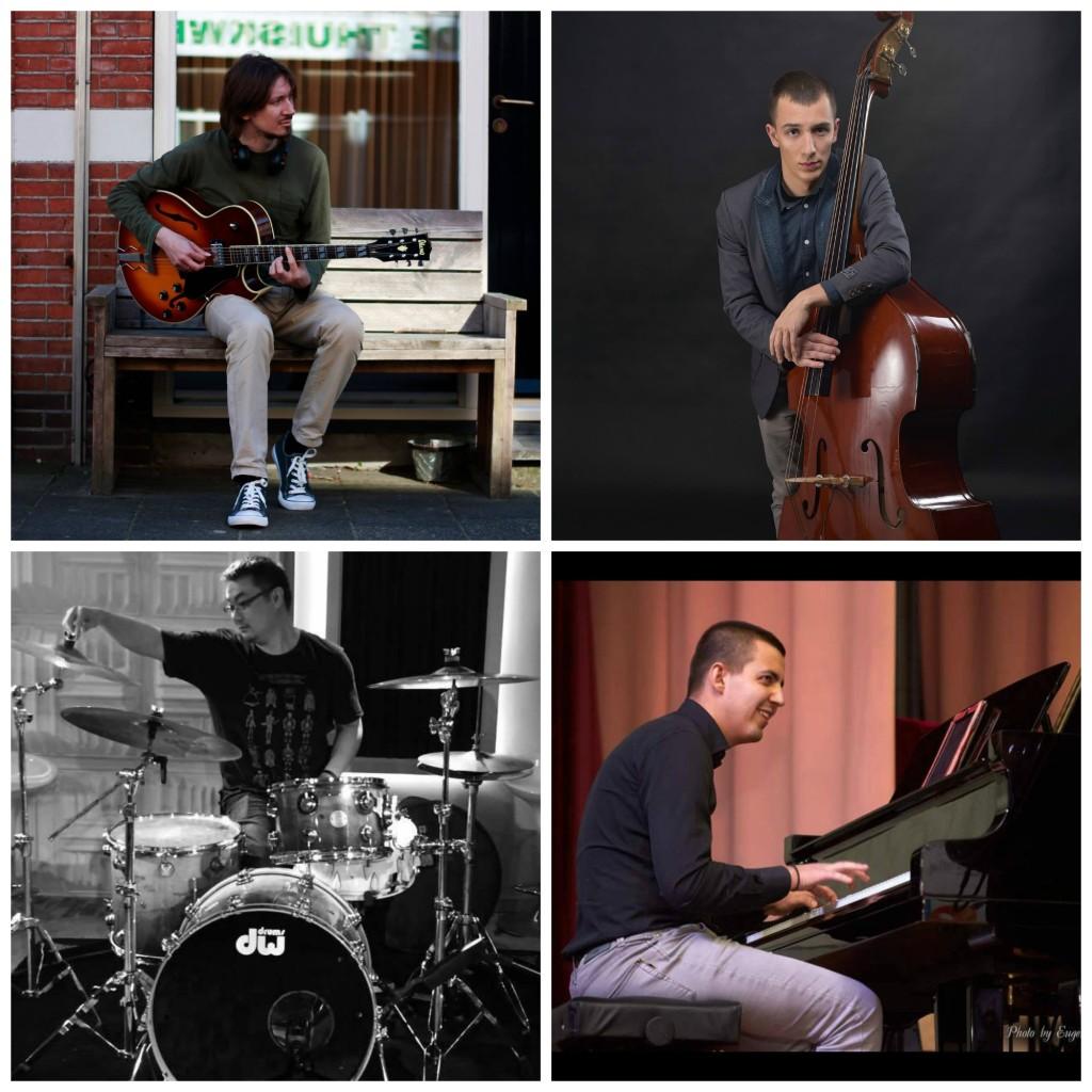 [April 21] Live Jazz 'Baltic Friends Quartet'